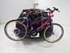 0  trunk bike racks yakima frame mount - anti-sway adjustable arms halfback 2 rack