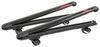 yakima ski and snowboard racks roof rack fatcat evo 6 carrier - locking pairs of skis or 4 boards black