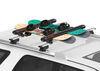0  ski and snowboard racks yakima clamp on - standard y03096