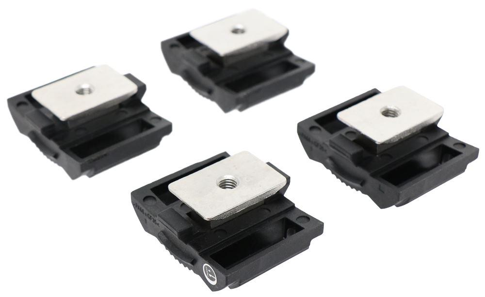 HD Bar SL Adapter for Yakima BaseLine, SkyLine, TimberLine, and RidgeLine Towers - Qty 4 Crossbars Y03541