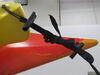 Y04041 - Post-Style Yakima Kayak on 2013 Acura RDX