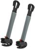 Yakima BigStack Roof Mounted 2 Kayak Carrier System Locks Not Included Y04041