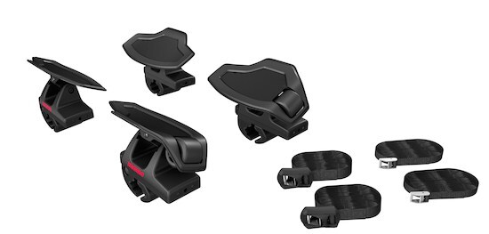 Watersport Carriers Y04074 - Saddle-Style - Yakima