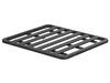 yakima roof basket cargo tray locknload platform rack for crossbars - aluminum 55 inch long x 49 wide