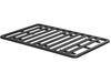 yakima roof rack requires fit kit 84l x 54w inch locknload platform tray - aluminum 84 long 54 wide