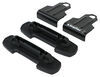 BaseClip Fit Kit for Yakima BaseLine Roof Rack Towers - Qty 2 2 Pack Y06185
