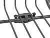 """Yakima LoadWarrior Roof Rack Cargo Basket - Steel - 62"""" Long x 39"""" Wide Black Y07070-74"""