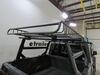 Yakima Black Roof Basket - Y07080-82 on 2020 Jeep Gladiator