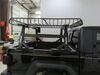 Y07080-82 - Extra Long Length Yakima Roof Basket on 2020 Jeep Gladiator