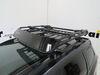 2018 subaru forester roof basket yakima round bars factory aero elliptical y07138