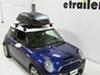 Roof Box Y07191 - Black - Yakima on 2004 Mini Cooper
