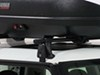 Yakima Dual Side Access Roof Box - Y07191 on 2004 Mini Cooper
