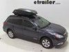 Yakima Roof Box - Y07192 on 2011 Subaru Outback Wagon