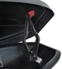 Yakima RocketBox Pro 11 Rooftop Cargo Box - 11 cu ft - Black Small Capacity Y07193