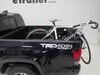 Yakima Truck Bed Bike Racks - Y07410 on 2019 Toyota Tacoma