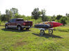 0  trailers yakima roof rack on wheels crossbar style and roll trailer - 66 inch