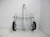 0  trailers yakima roof rack on wheels and roll trailer - 66 inch