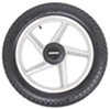 Spare Tire with 5 Spoke Rim for Yakima Rack and Roll Trailer Roof Rack on Wheels Parts,Watersport Trailer Parts Y08121