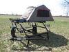 Y08129 - 14-1/2L x 6-1/2W Inch Yakima Roof Rack on Wheels