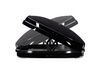 yakima roof box low profile grandtour lo rooftop cargo - 15 cubic ft glossy black