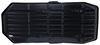 yakima roof box  aero bars elliptical factory round square cbx rooftop cargo - 16 cubic ft black