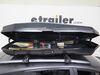 Yakima CBX Solar Rooftop Cargo Box - Solar Panel - 16 Cubic Ft - Black Aero Bars,Elliptical Bars,Factory Bars,Round Bars,Square Bars Y76FR
