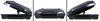 Y76FR - Black Yakima Roof Box