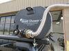 0  portable bathroom yakima showers aluminum roadshower solar shower for roof racks - 4 gallon