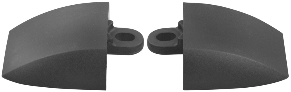Replacement Track EndCaps for Yakima Roof Rack Tracks (QTY 2) Track Caps Y8810103