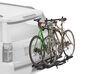 0  hitch bike racks yakima platform rack fits 1-1/4 inch onramp for 2 electric bikes - hitches frame mount