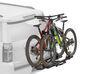 0  hitch bike racks yakima tilt-away rack fits 1-1/4 inch y96fr