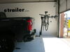 2021 chevrolet silverado 1500 hitch bike racks yakima hanging rack fits 1-1/4 and 2 inch on a vehicle