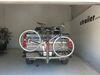 2021 chevrolet silverado 1500 hitch bike racks yakima tilt-away rack fits 1-1/4 and 2 inch ya44fr