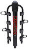 "Yakima BackRoad 4 Bike Rack - 1-1/4"" and 2"" Hitches - Tilting Fits 1-1/4 and 2 Inch Hitch YA44FR"