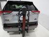 0  hitch bike racks yakima tilt-away rack fits 1-1/4 and 2 inch ya44fr
