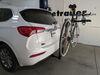 2020 buick envision hitch bike racks yakima tilt-away rack 2 bikes on a vehicle